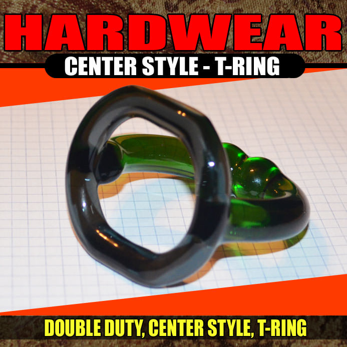 DOUBLE DUTY CENTER STYLE T-RING - allknight.com