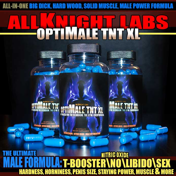 Thrusting like a champ is easy when you train your cock with the right gear and feed you cock with the right male sexual supplements. Optimale TNT XL is for Testosterone Support, Nitric Oxide Support, Male Size Support, Libido, Blood Flow, Erection Enhancement, Penis Enlargement, Semen Volume, Stamina, Strength, Bigger Muscles and more.