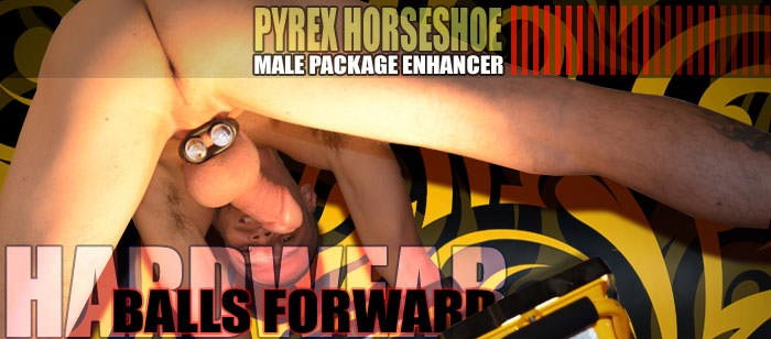 Hardwear BALLS FORWARD Male Package Enhancer