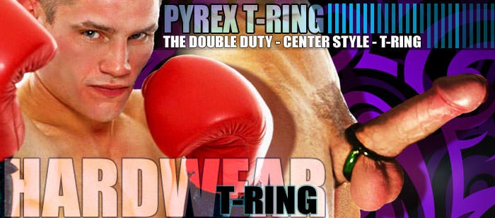 Hardwear Double Duty, Center Style T-Ring