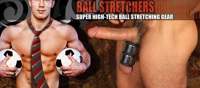 Get your Huge and Manly Low-Swinging Ball Sack today!