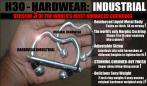 HARDWEAR Industrial... 2x thicker, 5x stronger.